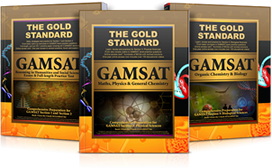 The Gold Standard GAMSAT Books