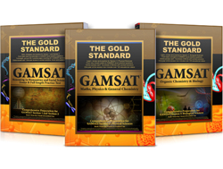 The Gold Standard GAMSATPreparation (Australia, Ireland, UK) Textbook