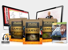 Gold Standard GAMSAT Preparation: Home Study Course