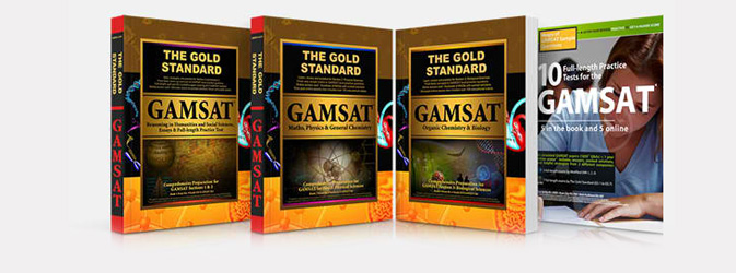 One Book to Replace Them All - The completely revised 2015-2016 Gold Standard GAMSAT Textbook